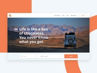 Chocolate Box - Travel Agency