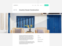 Website - Construction & Remodeling