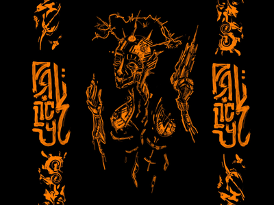 Hail CyberMary illustration