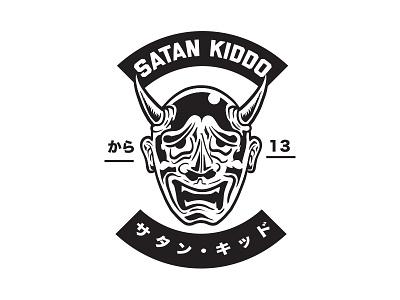 Satan Kiddo - Hannya apparel tshirt clothing hannya kiddo satan