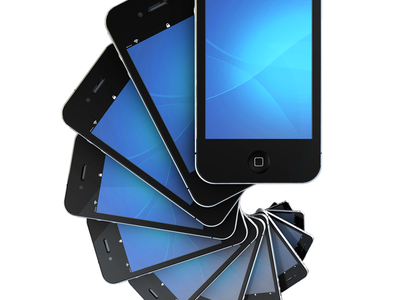 iPhone 4 Spiral