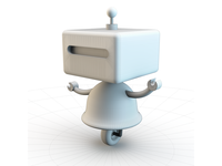 3D version of CuteBot