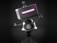 Final CuteBot new HDRI