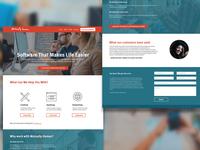 Mutually Human Homepage