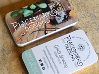Placemark Design Business Cards