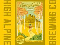 Gunny Gold Kolsch
