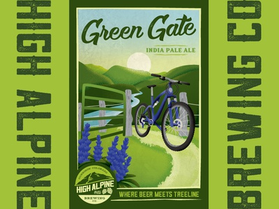 Green Gate IPA