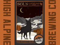 Sol's Espresso Stout