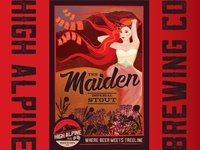 The Maiden Imperial Stout