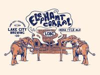Elephant Corral IPA