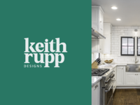 Keith Rupp Designs – Primary Logo