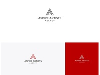 Aspire Artists Agency Layout