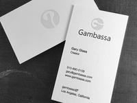Gambassa Card 2