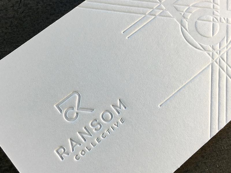 Ransom card c