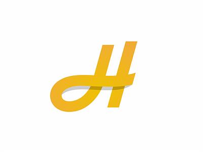 The H #32 branding icon logo