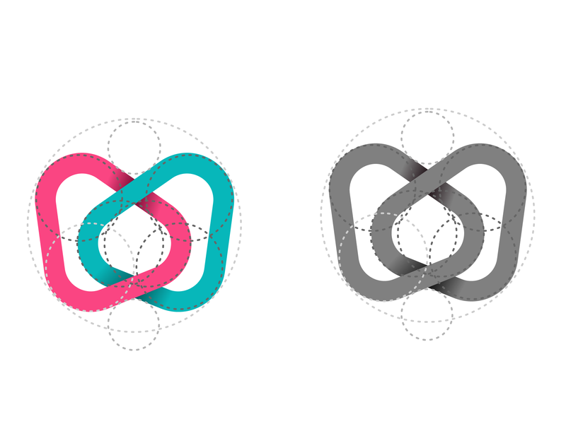 webWONDERFUL Logo Process web branding agency design logo icon branding