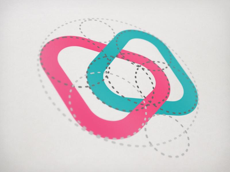 webWONDERFUL Logo Process Perspective web design branding agency branding logo icon