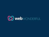 webWONDERFUL Logo Font