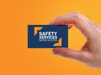 Safety Services Nova Scotia Branding