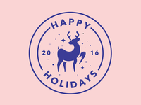 Happy Holidays: 2016