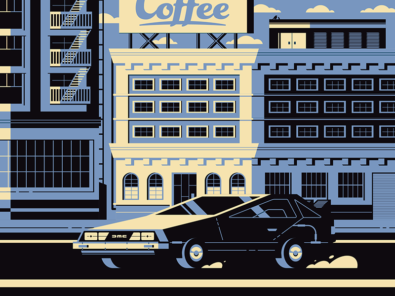Coffee Run Recolor