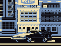 Coffee Run Recolor