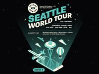 Seattle World Tour: Night 3