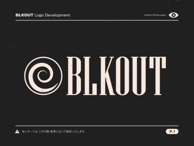 BLKOUT Logo