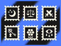 Some Stamps