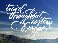 Eastern Europe | Venture #BucketList