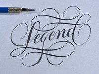 Legend sketch large