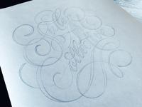 Sullen Sketch