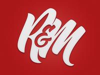 R&M Monogram