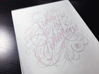 Sullen Sketch II