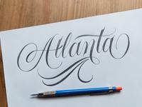 Atlanta Sketch