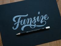 Funsize Sketch