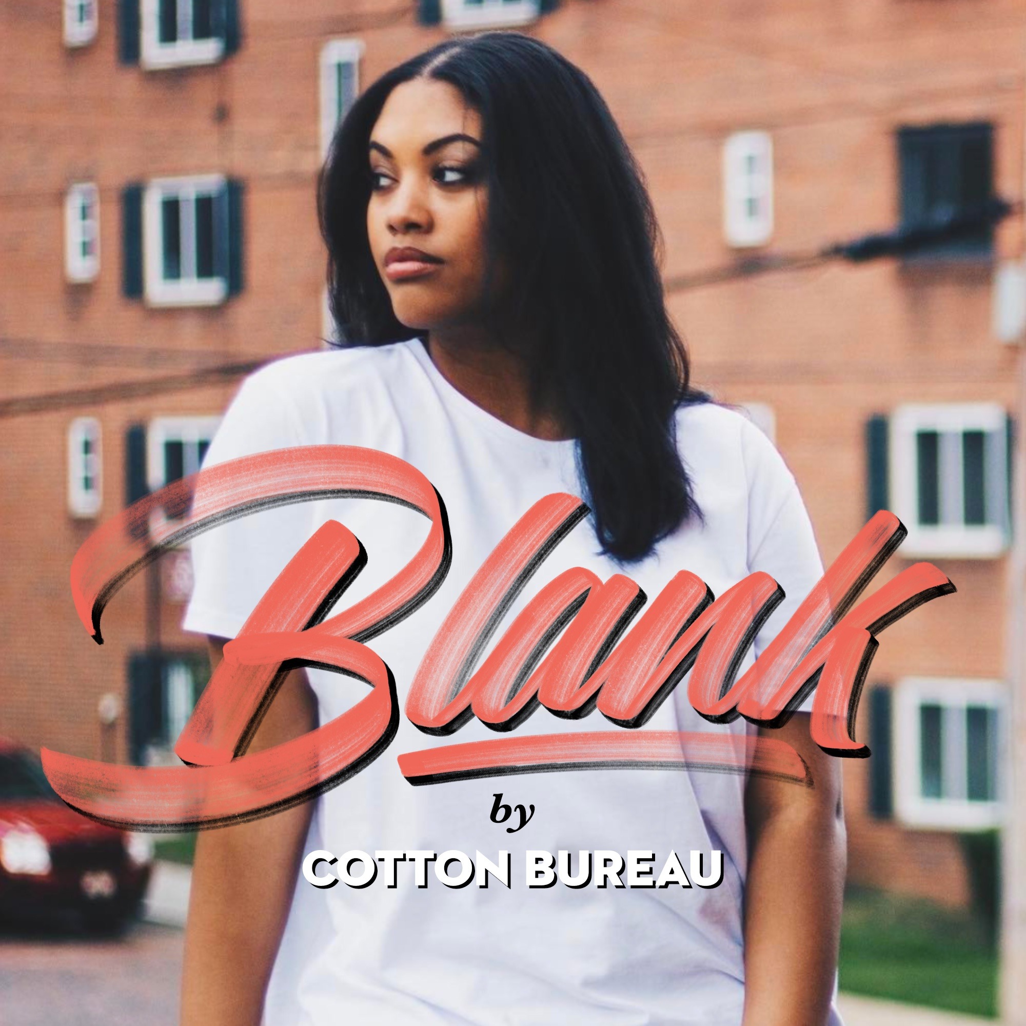 Blank by cb artwork