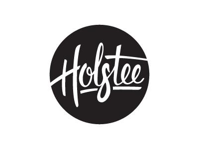 Holstee badge