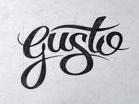 Gusto Sketch