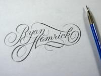 New Logo Sketch