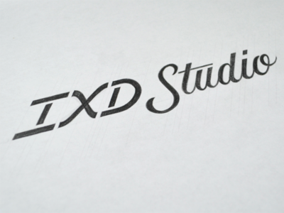 IXD Final Sketch