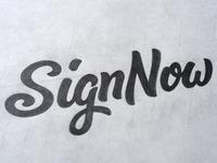 Signnow final sketch big