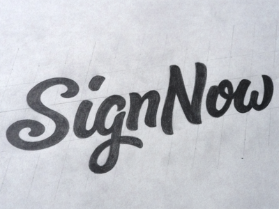 SignNow Final Sketch