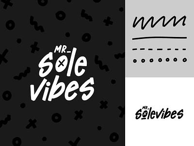 mr_solevibes vector wordmark logo identity wordmark logo branding logo design brand identity brand brand design pattern design branding logo