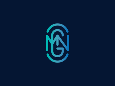 GMN Emporium gradient branding design branding concept logo design brand identity logo brand design branding