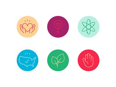 Icons vector logo design graphic design brand assets brand branding illustration icons icon