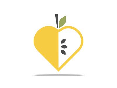 Local Food farm pattern tshirt logo branding radish apple grocery store grocery food local