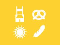 Augtoberfest Icons