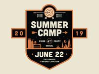 Summer Camp Pride Party 2019