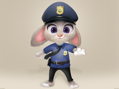 JUDY SAYS STOP!